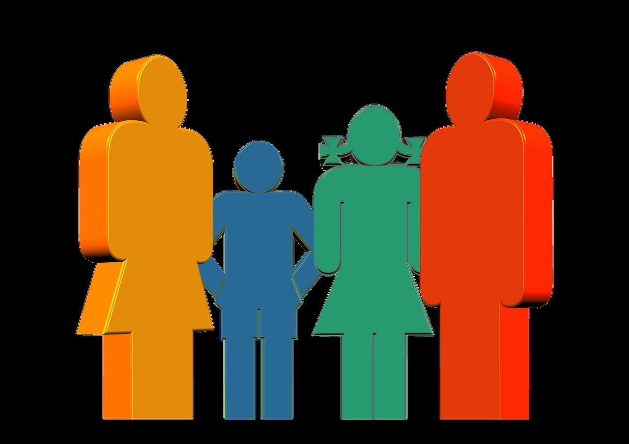 Reagrupación familiar de madres y padres mayores